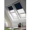 Store duo fenêtre de toit VELUX DFD M04 marine