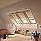Store duo fenêtre de toit VELUX DFD M06 beige