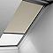 Store duo fenêtre de toit VELUX DFD M08 beige