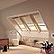 Store duo fenêtre de toit VELUX DFD U04 beige