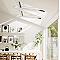 Fenêtre à rotation VELUX GGL Triple vitrage blanc MK04 80,7 x h.111,6 cm