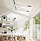 Fenêtre à rotation Velux GGL Triple vitrage blanc MK06 80,7 x h.131,6 cm
