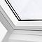 Fenêtre de toit à rotation Velux GGL Triple vitrage blanc MK08 80,7 x h.153,6 cm