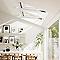 Fenêtre de toit à rotation VELUX GGL Confort blanc CK01 55 x h.70 cm