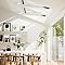 Fenêtre de toit à rotation VELUX GGL Confort blanc MK04 78 x h.98 cm