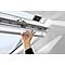 Fenêtre de toit à rotation VELUX Confort Whitefinish - bois peint en blanc L. 78 x H. 118 cm (GGL 2076 MK06)
