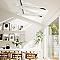 Fenêtre de toit à rotation Velux GGL Standard blanc MK08 78 x 140 cm