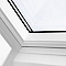 Fenêtre de toit à rotation Velux GGL Confort blanc SK06 114 x h.118 cm