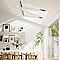 Fenêtre de toit à rotation VELUX GGL Tout confort blanc SK08 114 x 140 cm