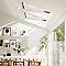 Fenêtre de toit à rotation VELUX GGL Confort blanc SK08 114 x h.140 cm