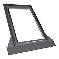 Raccord d'étanchéité universel pour fenêtre de toit 55x78 cm