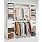 Kit dressing blanc H.200 x L.180 x P.40 cm