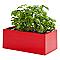 Mini potager Herbie rouge 20 × 40 × 44 cm