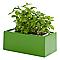 Mini potager Herbie vert pomme 20 × 40 × 44 cm
