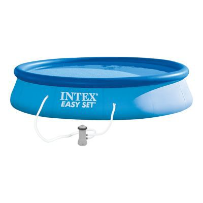 Piscine autoportante Intex Easy set ø3 96 m + épurateur