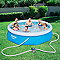 Piscine gonflable Fast Set ø3,05 m