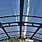 Carport alu Chalet & Jardin Amilcar 5000