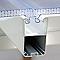 Toit Couv'Terrasse® 3 x 4 m blanc