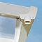 Toit Couv'Terrasse® 4 x 4 m blanc