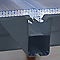 Toit Couv'Terrasse® 3 x 5 m gris