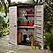Box de rangement Woodland High 1810L beige