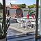 Table de jardin résine KETER Harmony 160 x 90 cm