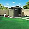 Abri de jardin composite Keter Fusion 759 gris 5,25m²