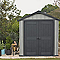 Abri de jardin résine Keter Oakland 757, 4,04 m² ép.20 mm