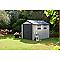 Abri de jardin résine Keter Oakland 7511, 6,51 m² ép.20 mm