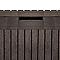 Coffre de rangement plastique KETER Comfy 270L