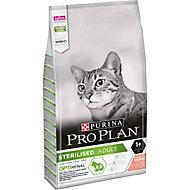 Croquettes pour chat Pro Plan Optirenal saumon 10kg