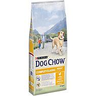 Croquettes pour chien adulte Dog Chow poulet 14kg