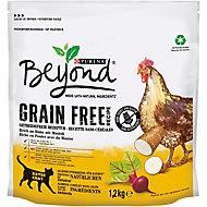Croquettes pour chat Beyond poulet 1,2kg