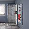Sèche-serviettes électrique ACOVA Angora 750W