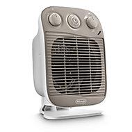 Radiateur soufflant de salle de bains De'Longhi blanc 2200W
