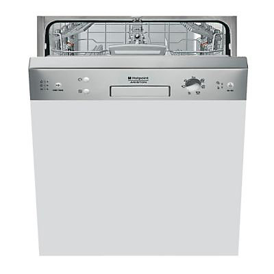 Lave Vaisselle Encastrable 60 Cm Inox Hotpoint Castorama