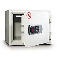 Coffre fort électronique ignifugé Technofire 20 SE - Moyen format 19L