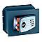 Coffre-fort électronique Technomax GT/1 Bleu 5