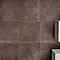 Carrelage sol et mur bordeaux 60,4 x 60,4 cm Langon (vendu au carton)