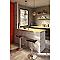 Carrelage sol et mur gris 30 x 60 cm COLOURS Grande Norde (vendu au carton)