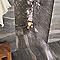 Carrelage sol et mur anthracite 30 x 60 cm COLOURS Grande Norde (vendu au carton)
