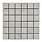 Mosaïque sol et mur blanc 30 x 30 cm Dourtio