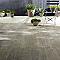 Carrelage sol extérieur beige 60 x 60 cm Abbiati (vendu au carton)