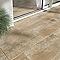 Carrelage terrasse beige 30 x 60,4 cm CASA BELLA Abbiati (vendu au carton)
