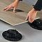 Carrelage terrasse gris 40,5 x 80,6 cm Oikos (vendu au carton)