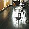 Carrelage sol et mur noir 30 x 60 cm Jack (vendu au carton)