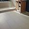 Carrelage sol et mur ivoire 30 x 60 cm Oikos (vendu au carton)