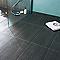 Carrelage sol et mur anthracite 30 x 60 cm COLOURS Oikos (vendu au carton)