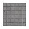 Mosaïque anthracite 30 x 30 cm Oikos