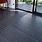 Mosaïque noire 30 x 30 cm Oikos